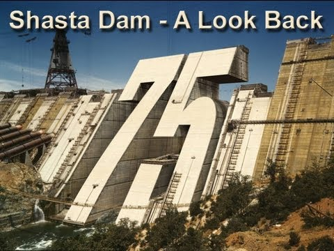 Celebration of 75th Anniversary of the Groundbreaking of the Shasta Dam