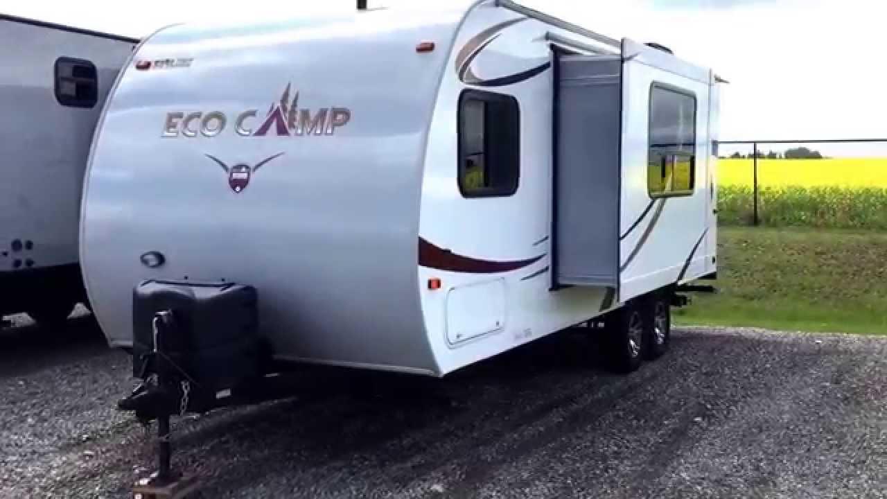 Eco Camp Bh Travel Trailer