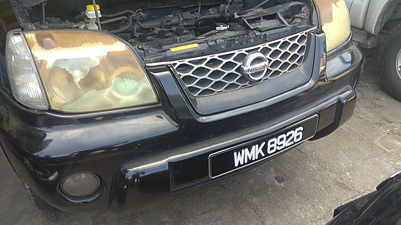 Nissan lockmode P1610 done repair ecu and immo