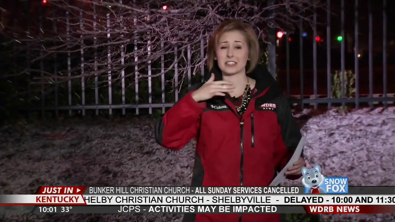 WDRB News at 10 Open and Weather Segments - 1/19/2019