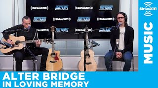 Alter Bridge - In Loving Memory (Acoustic) [LIVE @ SiriusXM]