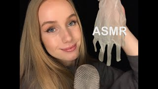 ASMR| ULTRA TINGLY GLOVE AND OIL SOUNDS 😴✨ (deutsch/german) |RelaxASMR