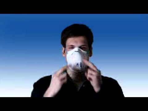 3m maschera fp2