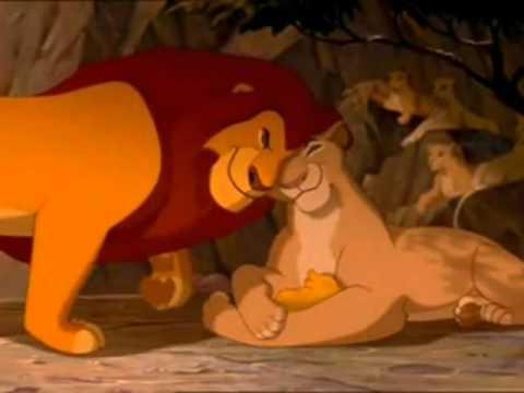 Happy Birthday Lion King Style YouTube – Lion King Birthday Card