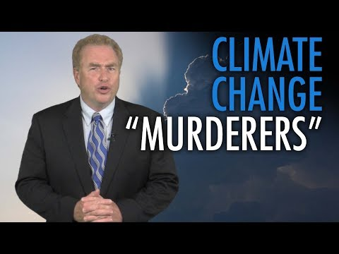 """The Nation magazine: Climate """"deniers"""" are murderers"""
