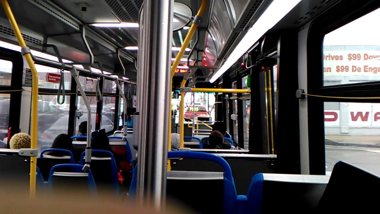 Graeginator Riding Cta 53a South Pulaski Bus With