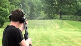 Shooting 12 Gauge Slugs 80 Yards