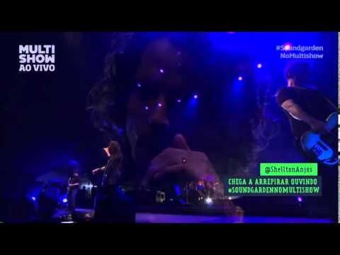 Black Hole Sun - Soundgarden @ Lollapalooza Brazil 2014