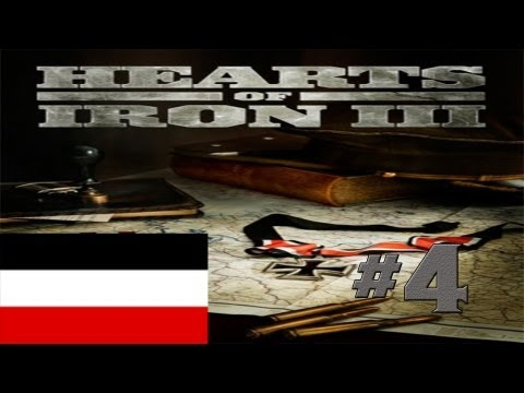 Hearts of Iron 3: Semper Fi - Germany - Ep 4  