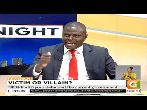 Nyoro: Kieleweke is funded from the Office of the President | NEWSNIGHT | [Part 1]