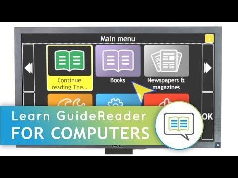 Learn GuideReader: Keyboard Tutorial thumbnail