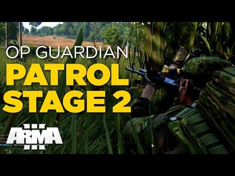 OP GUARDIAN [2] Patrol Ops   ARMA 3 Apex - TANOA