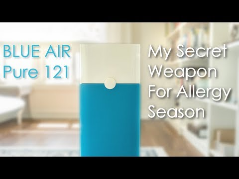 Blue Air Pure 121 Review