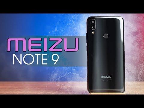 Обзор Meizu Note 9 – постарались в этот раз?