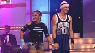 Reggaetón: Carlos y Carolina (Bailando por 1 Sueño 21-06-08)