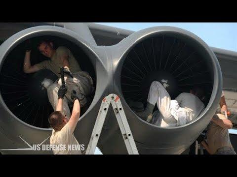 Rolls-Royce offers engine for B-52 Bombers propulsion modernization