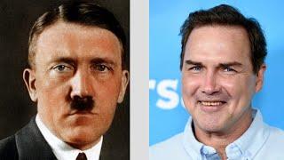 Compilation of Norm Macdonald's Hitler Jokes