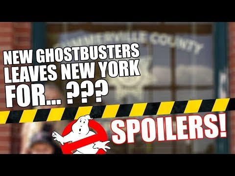 Christie James - Ghostbusters Car Makes Appearance In Canada!