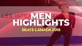 Best of Skate Canada International 2018 | Men Highlights | #GPFigure