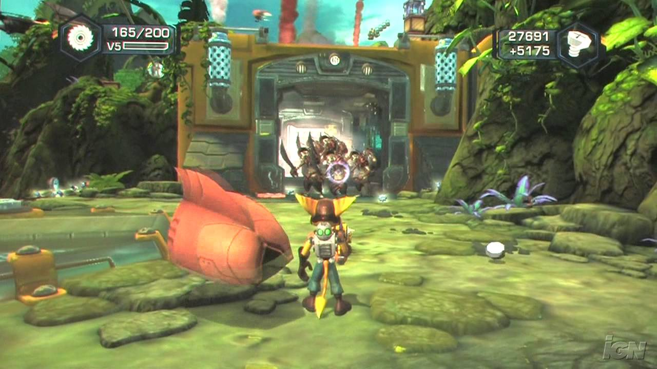 Ratchet Clank Future Tools Of Destruction Youtube
