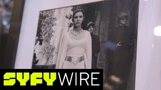 The Story Behind Leia's Dress From A New Hope | SYFY WIRE