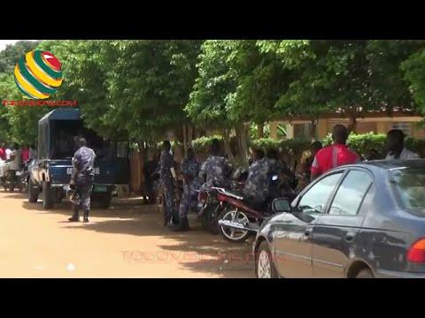 Troubles à l'ambassade du #Niger au #Togo pendant le vote de la diaspora nigérienne
