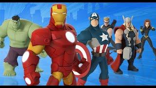 Marvel Avengers #5 La Muerte De Los Vengadores Disney Infinity