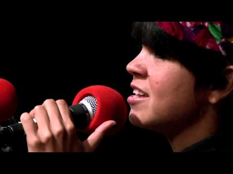 Bomba Estereo perform an acoustic set for WBEZ's High Fidelity Music Series