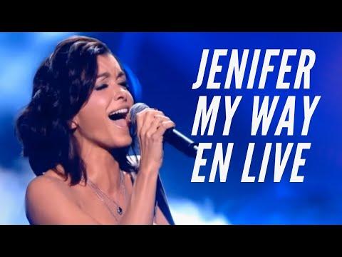Jenifer - My Way [LIVE]