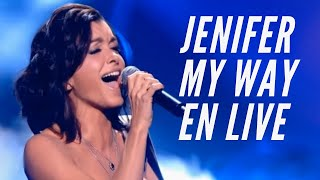 Jenifer - My Way [LIVE]