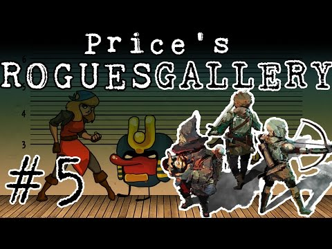 Price's Rogues Gallery - #5 - Vagante (PC Gameplay)