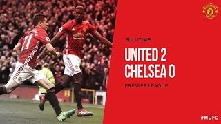 Download Highlights: Manchester United vs Chelsea 2-0 16/04/2017 HD (Rashford, Ander Herrera) MP3 song and Music Video