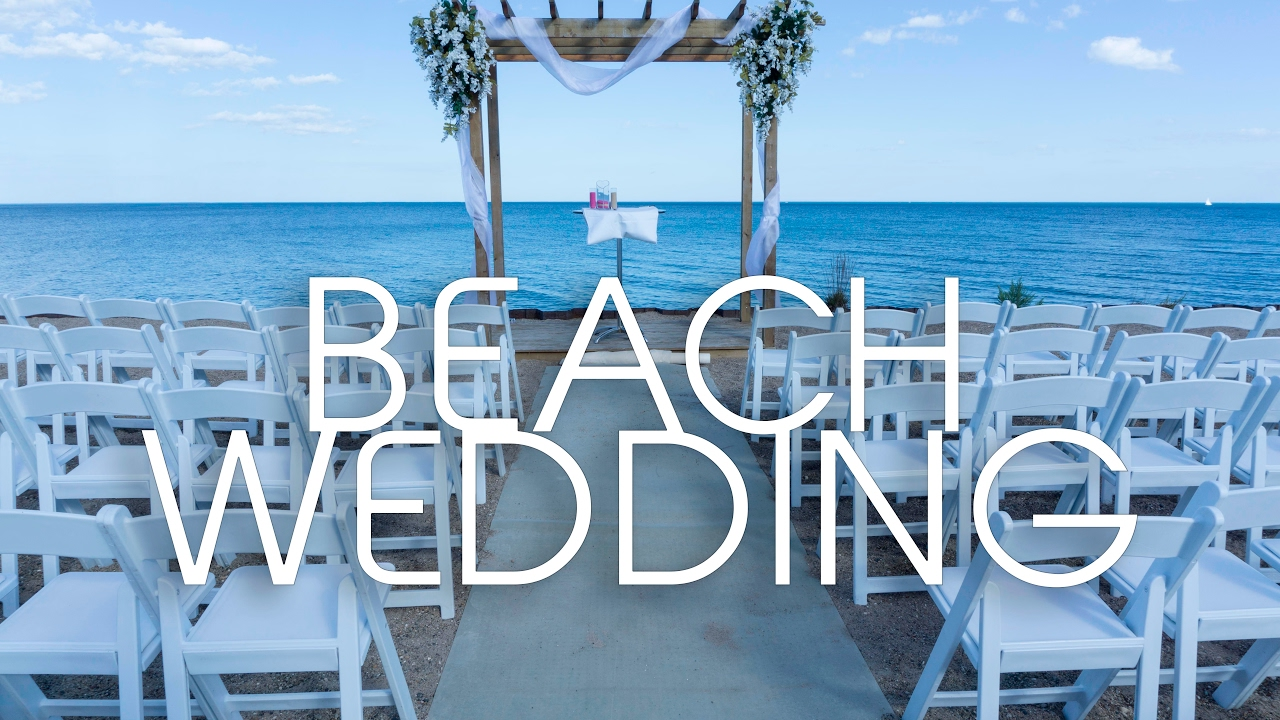 Illinois Beach Resort Wedding 2016