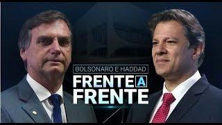 Bolsonaro e Haddad: íntegra das entrevistas ao RedeTV News