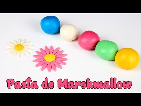 Pasta de Marshmallow | Como Fazer Pasta Americana de Marshmallow | Cakepedia