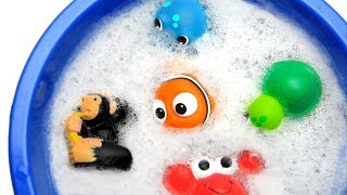 Fun Wild Animal Toys - Learn Animal Names
