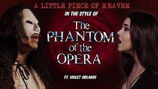 Avenged Sevenfold - A Little Piece of Heaven in the Style of Phantom of the Opera ft. Violet Orlandi