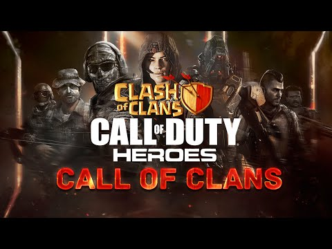 Clash Of Clans + Call of Duty?! | CoC Klónok #1