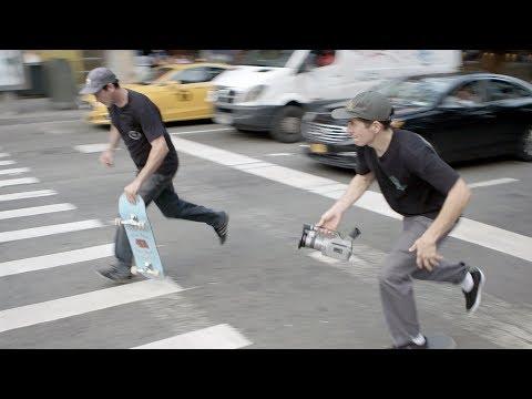 Skateboard Filmmaker Josh Stewart Creates His Latest Video One Clip at a Time