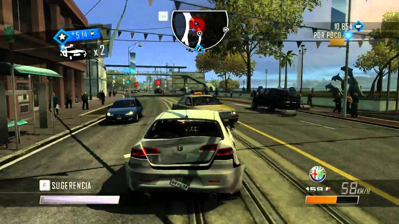 Driver San Francisco Nvidia Gtx 460 1gb Ddr5 Gameplay Pc