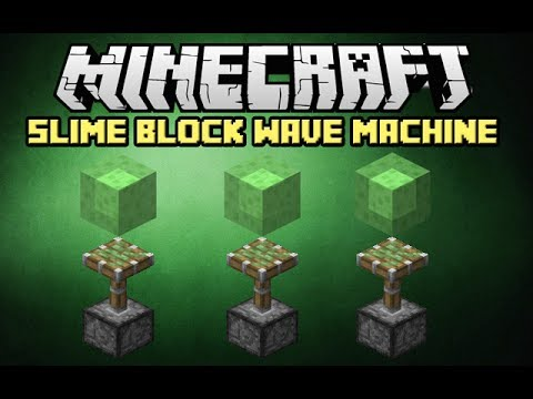how to make a slime block flying machine
