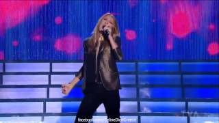 Celine Dion - Loved Me Back To Life  (Le Banquier 3/11/2013)