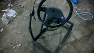 hand operated clutch for handicap car mechanical engineering project topic