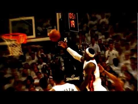 LeBron James HD NBA Finals Mix