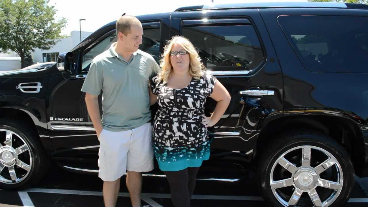 Sam Swope Cadillac: Customer Testimonial: Nathanial and ...