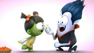 Spookiz | Greatest Proposal Ever! | Funny Cartoon | WildBrain Cartoons