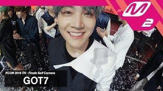 [KCON2018TH x M2] 갓세븐(GOT7) Ending Finale Self Camera