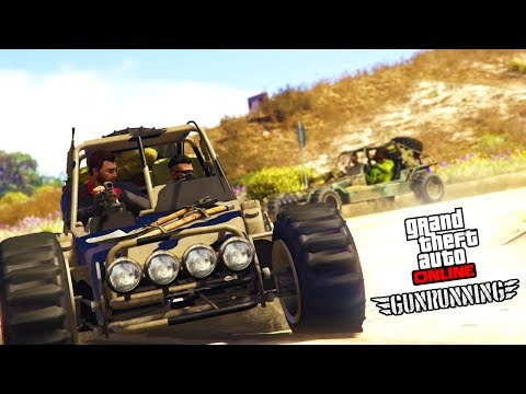 GTA 5 DLC UPDATE GUNRUNNING MISSIONS WITH FAST RESEARCH AND OPEN LOBBIES -GTA 5 GUNRUNNING DLC