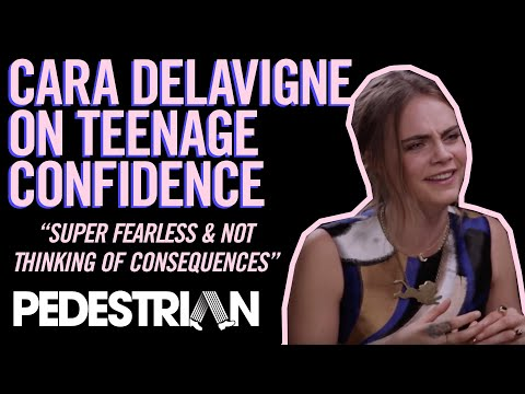 """Cara Delevingne On Disemboweling The """"Evil Construction Of The Manic Pixie Dream Girl"""""""
