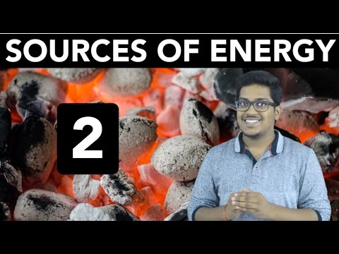 Natural Resources: Sources of Energy (Part 2)
